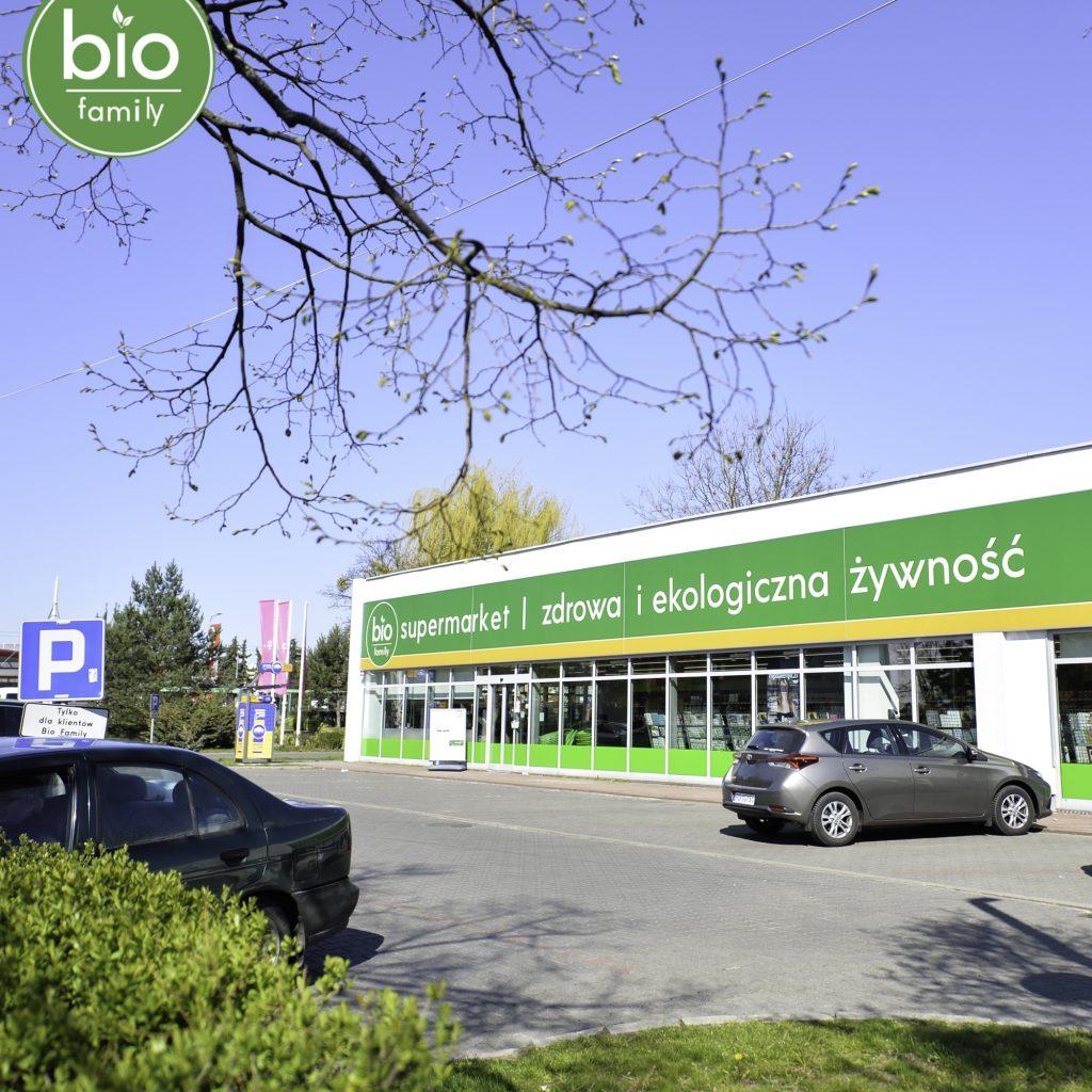 Bio Family Supermarket ul. Murawa 2, Poznań Winogrady